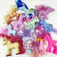 My Little Pony Fakie Bait Lot of 13 Random Plastic Horses Ponies