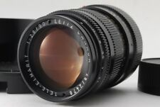 [Exc+++] Leica Tele Elmarit M 90mm F/2.8 Version.2 w/Hood from japan #274