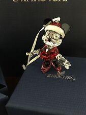 Swarovski Crystal Disney- Minnie Mouse Christmas Ornament 5004687 *NEW IN BOX*