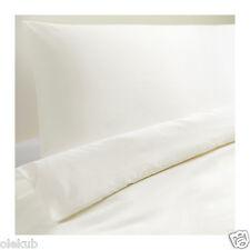 Ikea Dvala Full Queen Duvet Cover And 2 Pillowcases White 201.540.96