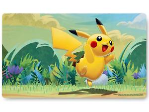 "Pokémon TCG: Pikachu Adventure Playmat 24"" x 14"" - Pokemon Center Exclusive"