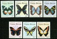GUINEA BISSAU– 1984 – BUTTERFLIES – VF**