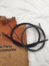 NOS Harley Davidson Shovelhead Front Brake Cable 45060-54 Panhead Hydraglide