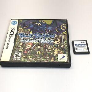 Blue Dragon: Awakened Shadow (Nintendo DS, 2010) No Manual