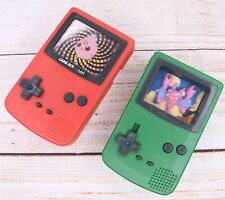 Burger King Happy Meal Pokemon Game Boy Color Toy Green Red Igglybuff Gligar