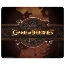 Game of Thrones Mauspad Logo & Card