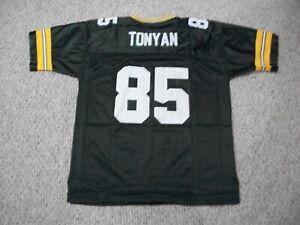 ROBERT TONYAN Unsigned Custom Sewn New Football Green Bay Jersey Sizes S-3XL