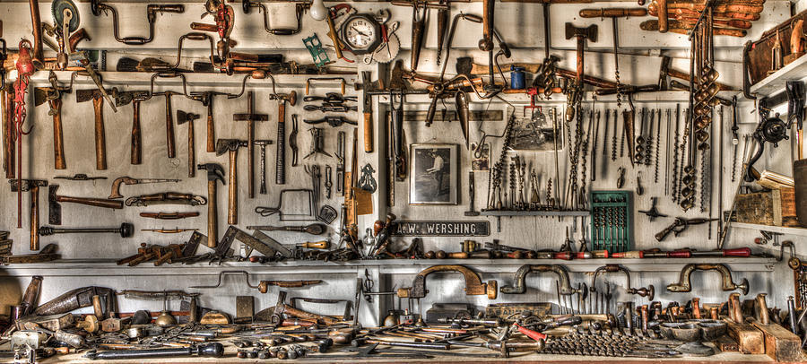 The Tool Hoarder and More