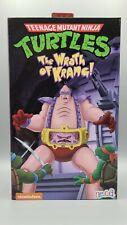 NECA Teenage Mutant Ninja Turtles The Wrath of Krang new in box
