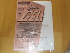 """Original GELI-Modell Nr. 20 -  """"Fiseler Storch"""""""