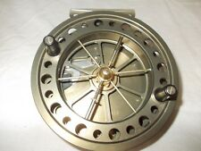 "Vintage THE ""PURIST II"" 2041 Centre Pin Reel by J.W.YOUNG & Sons Ltd -- Redditch"