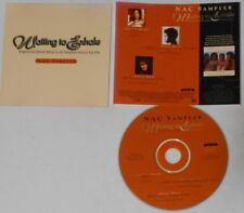 Chante Moore, Sonja Marie, Chaka Khan - NAC Sampler Waiting to Ex  U.S. promo cd