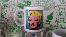 Marilyn Monroe Pop Art Warhol Mug Tea Cup