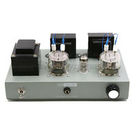 6N2+FU32 Vacuum Tube Amplifier/Headphone Amp Class A Single-Ended Intergated Amp