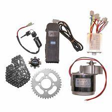 HMParts Elektro Motor Bausatz 24V 350W