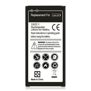 6500mAh Replacement Internal Battery for Samsung Galaxy S5 SM-G900P