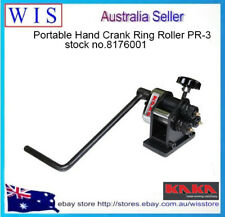 PR-3 Ring Roller, Portable Hand Crank Ring Roller-8176001