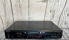 Sony MDS JE-530 Minidisc deck in good condition