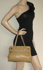 Gucci Leather Satchel Style Bag, Made In ITALY - USED