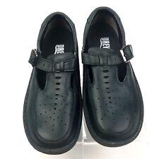 DREW Amelia black Mary Jane Orthopedic Shoes Sandals Size 6 WW extra wide!