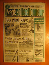 La vie du collectionneur 233-24/7/1998-Les réglisses-Poignards de combat US