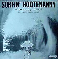 AL CASEY - SURFIN' HOOTENANNY - STACY LP - REISSUE