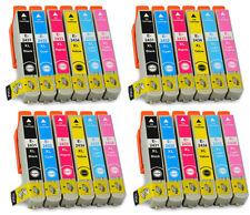 24xl no-OEM Tintas de sustitución para Epson t2438 expresión Foto xp-750 xp-850 xp950