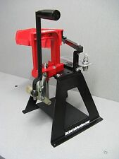 Ultramount press riser system for the LEE Breechlock Challenger reloading press.