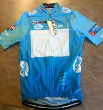 Primal Wear Helix Race Cut Set In Jersey men's XS Blue Colorado Cycling Jersey