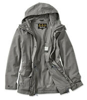 Barbour Mull Jacket Waterproof Grey Marl MVB0534GY51 New XX-Large XXL