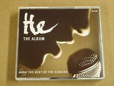 2-CD BOX / HE - THE ALBUM