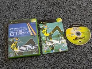 Jet Set Radio Future / Sega GT 2002 | Xbox Original | Complete | PAL