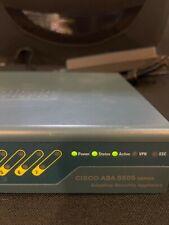 CISCO ASA5505 VPN Firewall8Port Router
