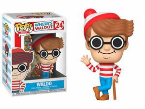 Funko Pop Vinyl - Where's Waldo? - Waldo 24