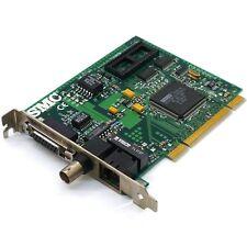 Netzwerkkarte SMC 60-600528-001 Rev.B 10Mbit ethernet card PCi~mit Rechnung