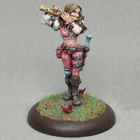 Reaper Dark Heaven Legends 03080 Anwyn Female Bard Minstrel Musician Thief Rogue