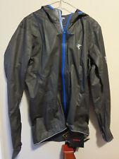 Mens New Arcteryx Norvan SL Jacket Hoody Size Small Color Black - Rigel
