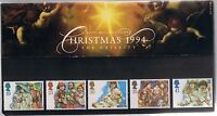 GB Presentation Pack 252 1994 Christmas 10% OFF 5