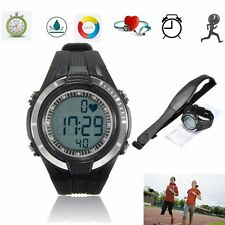 Orologio Cardiofrequenzimetro Sport Fascia Fitness Wireless Heart Rate Monitor