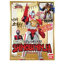 Bandai Super Sentai Artisan Shuriken Ninninger : OtomoNin Shinobimaru Real Ver.