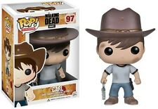 The Walking Dead - Carl Funko Pop! Television Toy