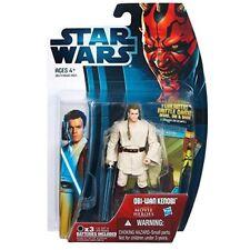 La guerra de las Galaxias Obi-Wan kenobie héroes de la Película Figura de acción