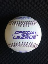 Rawlings Yahoo Official League Leather Baseball Promo Free Shipping