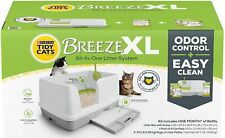 New ListingPurina Tidy Cats Breeze All-in-One Multi Non Clumping Cat Litter System, X-Large
