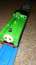 Tomy Trackmaster Thomas & friends train. MOTORISED DUCK WITH S.C.RUFFEY TRUCKS