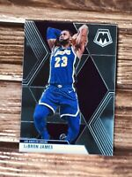 2019-2020 Panini Mosaic Basketball LeBron James #8