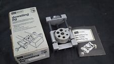 Sears Craftsman Dowling Jig 9-4186 Rotate Turret Woodworking Dowl Tool R9594