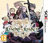 The Legend Of Legacy Nintendo 2DS & 3DS * NEW SEALED PAL *
