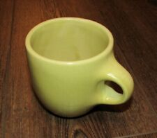 VTG ORIGINAL RUSSELL WRIGHT MID CENTURY IROQUOIS CASUAL CHINA AVOCADO MUG CUP