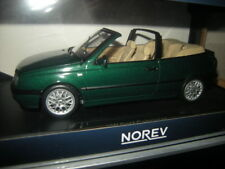 1:18 norev VW Golf III convertible Green/verde en OVP